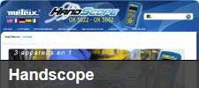 Site Handscope