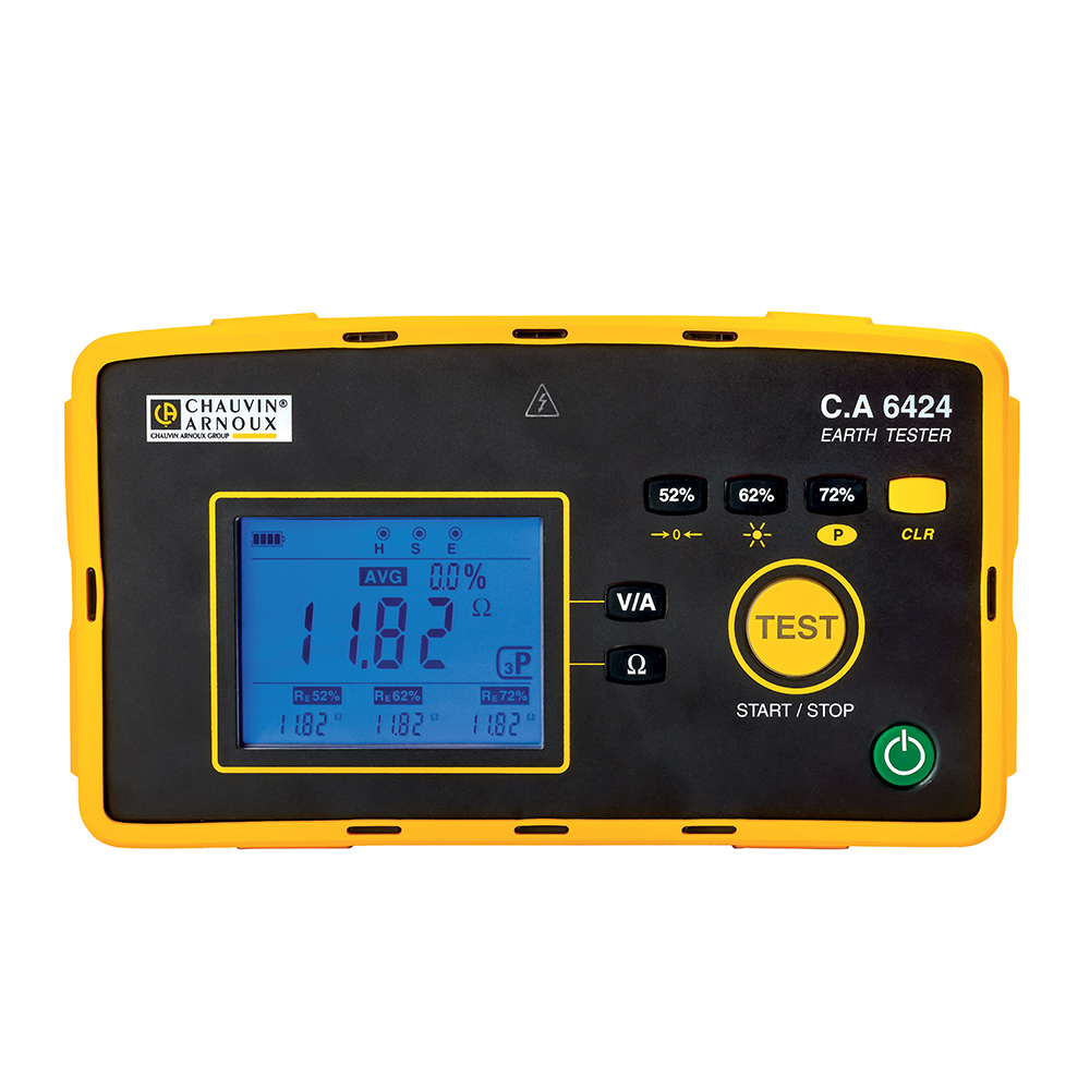 CA6224 earth tester