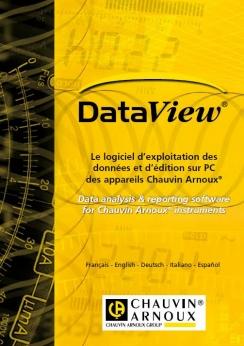 dataview chauvin arnoux