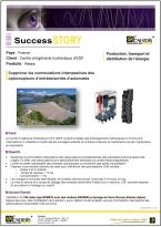 Success Story EDF CIH Chauvin Arnoux Energy Relais